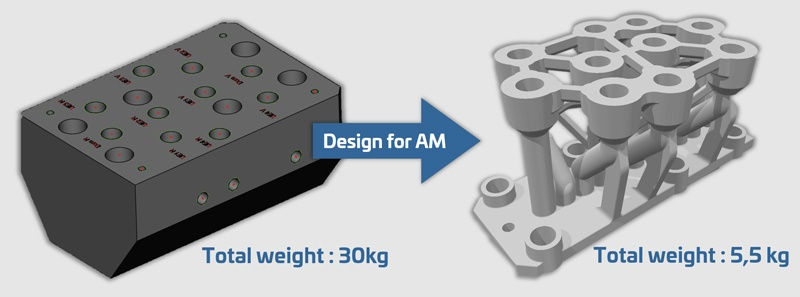 Redesigning-the-hydraulic-block-for-Additive-Manufacturing